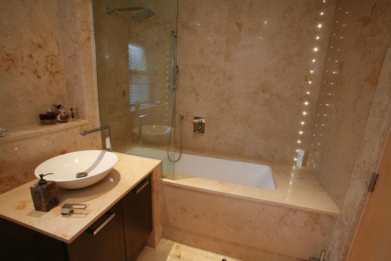 Corpuri de iluminat ambiental pentru amenajari interioare for Bathroom t g cladding